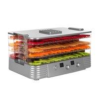 Удобный большой Ёмкость фруктов сушильные машины ПЭТ мясо Еда Сушилка инструмент автоматического фруктов, овощей осушитель воздуха в суши