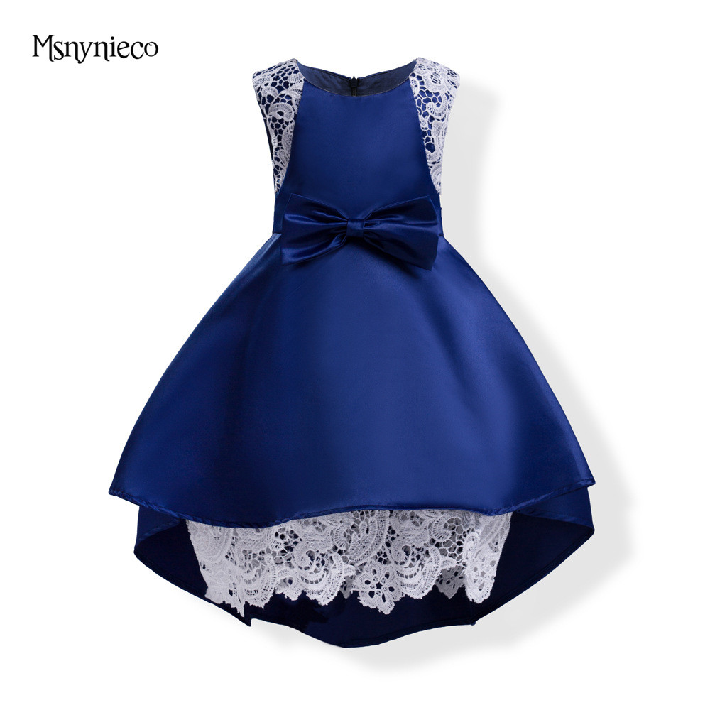Girl Princess Dress 2017 Autumn Kids Costumes Lace Party Dresses for Girls Toddler Clothes 3-10Years Children Clothing Vestido fashion 2016 new autumn girls dress cartoon kids dresses long sleeve princess girl clothes for 2 7y children party striped dress