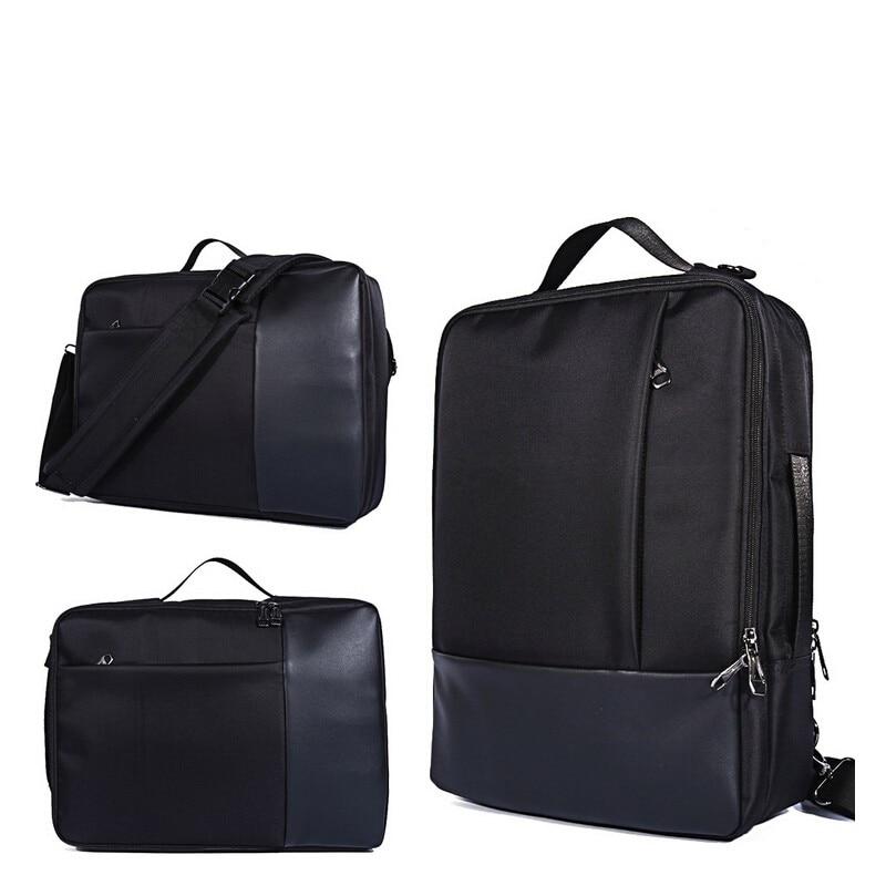 Free shipping multifunction laptop backpack Notebook handbag for macbook Tablet notebook backpack portable bag