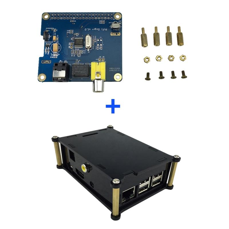 PIFI DIGI+ Raspberry PI 2 NO SOUND - Help and Support - OSMC