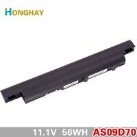 5600mAh New Original 3810T Laptop Battery For Acer Aspire 4810T 4810TG 5810T 5810 AS09D31 AS09D70 AS09D56