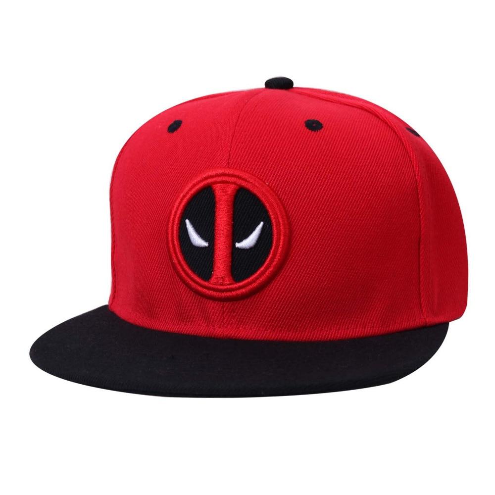 Compra Deadpool gorra online al por mayor de China