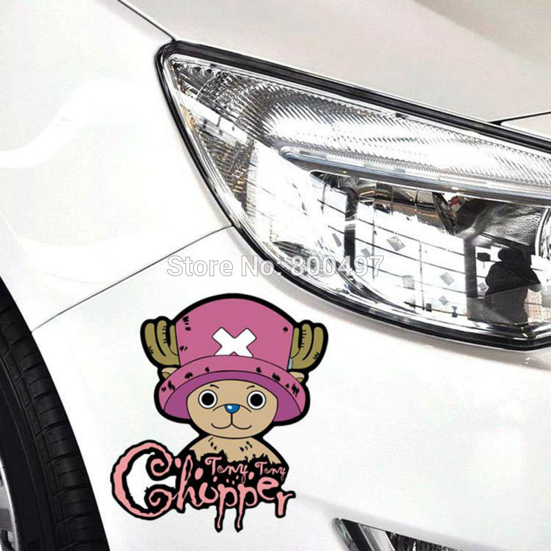 10 X Funny Car-styling Car Covers Car Sticker One Piece Tonny Chopper Flying Decal For Chevrolet Vw Hyundai Peugeot Skoda Mazda Less Expensive