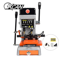 XCAN 998C High Professional Universal Key Cutting Machine 220V 50hz Lock Pick Set Locksmith Tools Duplicate