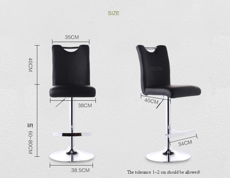 United States popular hair salon chair show exhibition stool living room chair  free shipping europe and the united states popular barber salon stool modern furniture mall stores chair wholesale free shipping