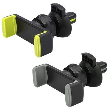 Universal Car Phone Holder for Smart Phone Car Air Vent Mount Rotating GPS Navigation Mobile Phone Holder mobile phone car vent holder
