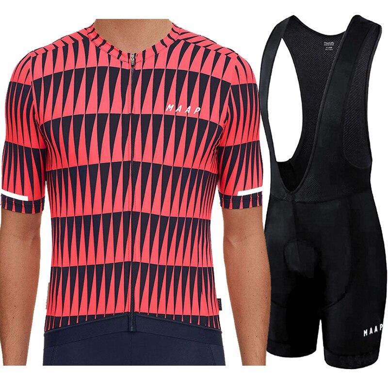 Tenue ciclística homme Pro equipe 2018 camisa de ciclismo de manga curta define mens esportes Leves mtb jersey bicicleta jersey ciclismo