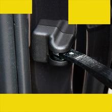 цена на lsrtw2017 abs car door stopper cover for lexus nx200t nx300h rx200t rx270 rx350 rx450h gx460 lx570 2006-2019
