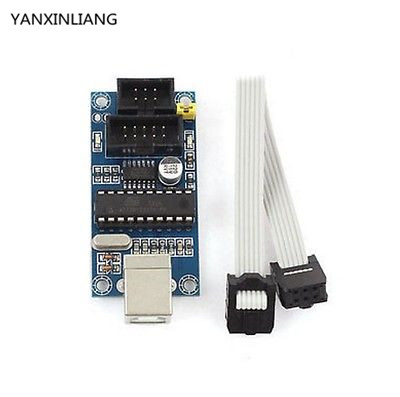 USBTiny USBtinyISP AVR ISP programmer bootloader Meag2560 uno r3 6pin Programming Cable ...