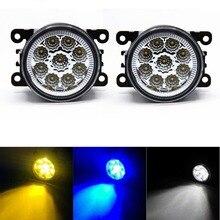 2 шт./компл. LED Освещение DRL 12 В Габаритные огни для ford focus противотуманных фар для Ford Ranger и территории стайлинга автомобилей