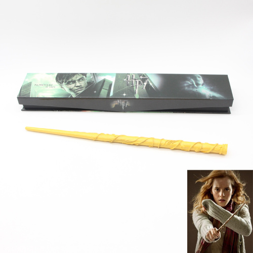 2017 Hot Sale Movie Cosplay Hermione Granger Magic Wand Toys In Box Drop Shipping