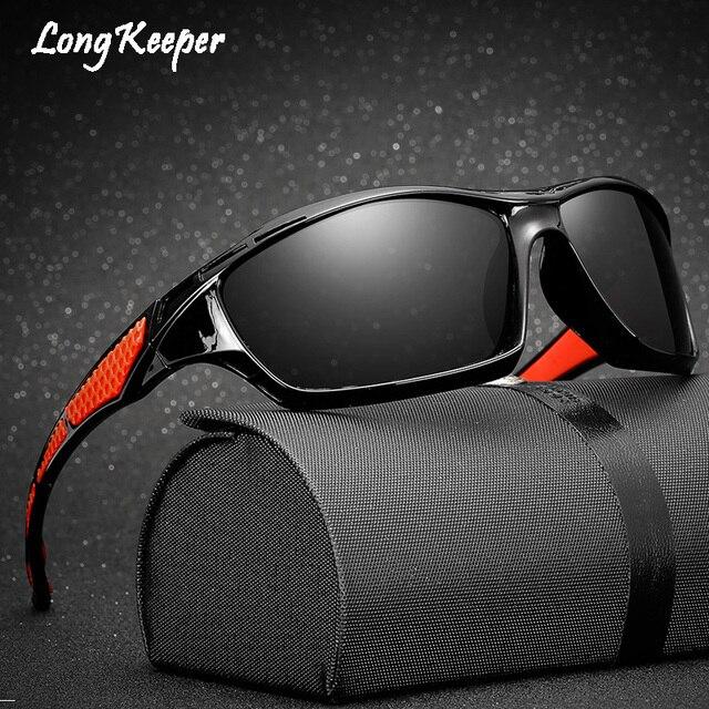 Длинные Хранитель мужские Солнцезащитные очки для женщин поляризованные линзы Мужская Очки Высокое разрешение Eyewears мужской вождения Интимные аксессуары 2018 Новый стильный