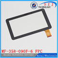 Original 9'' Inch Tablet Touch Screen MF-358-090F-6 FPC Digitizer Touch Panel Repair Replacement Part Free shipping