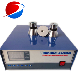 2000Watt industrial ultrasonic generator for cleaning system and cleaning tank 20KHz-40KHz Adjustable frequency