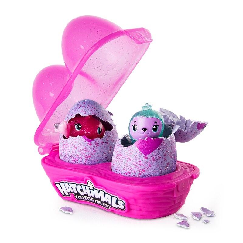 Hatchimals eggs 2pcs/set Colleggtibles mini magical egg pet hatching creative children toys