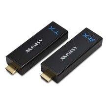 MEASY WIRELESS HDMI EXTENDER 60GHz Wireless Audio Video HDMI Sender Transmitter & Receiver up to 30m/100FT
