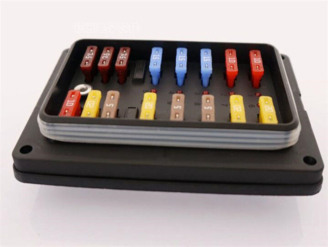 medium resolution of auto fuse box relay holder 10 road the nacelle insurance car insurance fuse holder box for