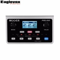 Mooer PE100 Multi Effect Portable Small Size 99 Prestes 10 Metronames 40 Drum Patterns 39 Effects