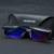 Hdcrafter moda de conducción gafas de sol de los hombres polarizados uv400 diseñador de la marca gafas de sol hombres oculos hombres gafas de sol 2017 caliente