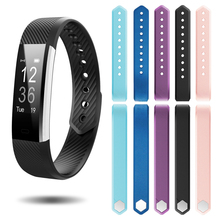 Buy Sport Wristbands Smart Bracelet Replacement Silicone Strap Band for ID115/ ID115 Lite/ ID115 HR Smart Watch directly from merchant!