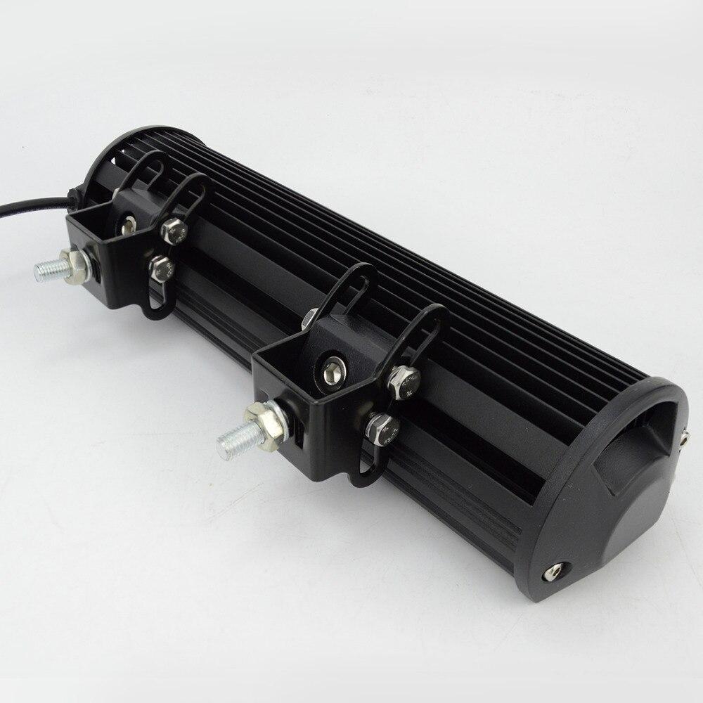 1 τεμ 12inch οδήγησε φως μπαρ 24pcs * 3w LED - Φώτα αυτοκινήτων - Φωτογραφία 3