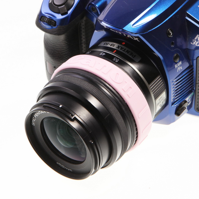 Meking Colorful Silicone Follow Focus Ring for DSLR Lens Filter Anti-slip Zooming Control Rubber Band (12)