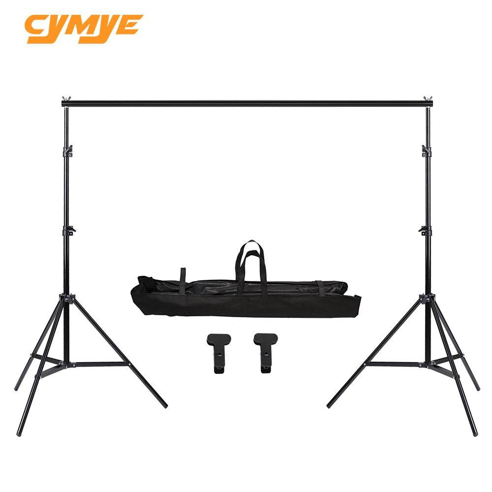Support de fond de studio photo Cymye SH601 200 CM pour fond de photographie