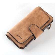 Long Female Wallet