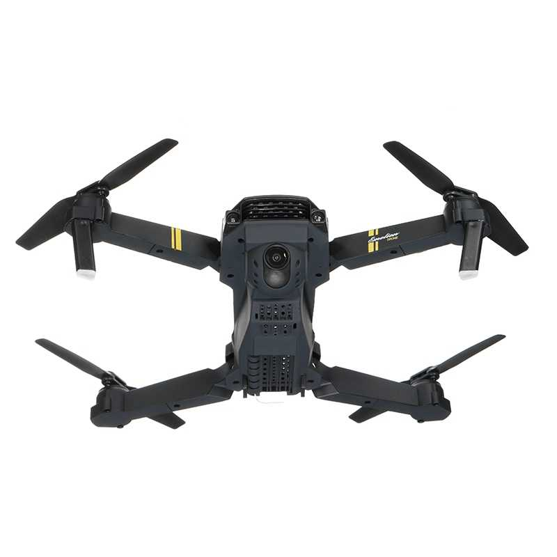 Original Eachine E58 WIFI FPVกว้างมุม 2MP HDกล้องโหมดHold HighพับแขนRC Quadcopter RTF VS mavic Pro
