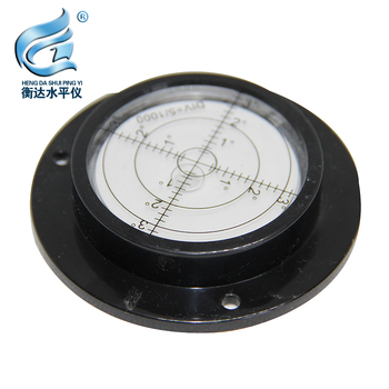 90*66*17mm Circular Bubble Level Spirit level Round Bubble Level Measuring Instruments Tool Universal Protractor Tool aneng 32x7mm bulls eye bubble degree marked surface spirit level for camera circular