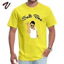 Fitness Tight Salt Bae Casual Short Jojos Bizarre Adventure Summer Tops & Tees Brand New O Neck Street Tee-Shirt Men T-Shirt