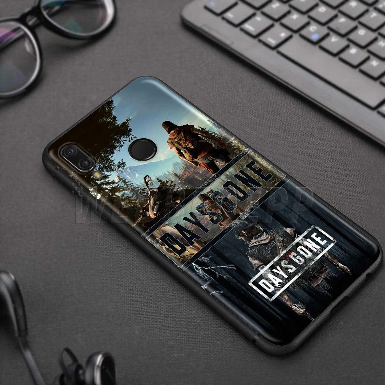 WEBBEDEPP días ido suave de TPU para Huawei Nova 2 2i 3 3i 4 10 20 30 Lite Pro