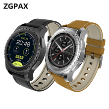 ZX28 Smartwatch Phone 1.3 inch Smart watch with sim card Reminder Heart Rate Monitor Anti-lost Smart Watch For android ios k88h