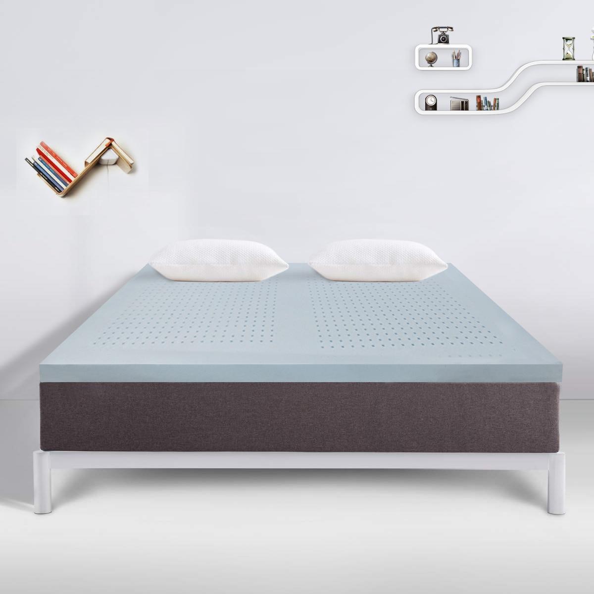 Schlafzimmer Möbel PüNktlich 3 einzigen Schicht Gel Partikel Firma Speicher Schaum Baumwolle Mattres Frühjahr Hohe Weichheit Komfort Matratze Perfekte Schlaf-uns Lager Matratzen