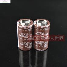 10 шт. Япония NIPPON 400v120uf 120 мкФ 400 В Электролитический Конденсатор HF ЧА 22*40 Бесплатная доставка