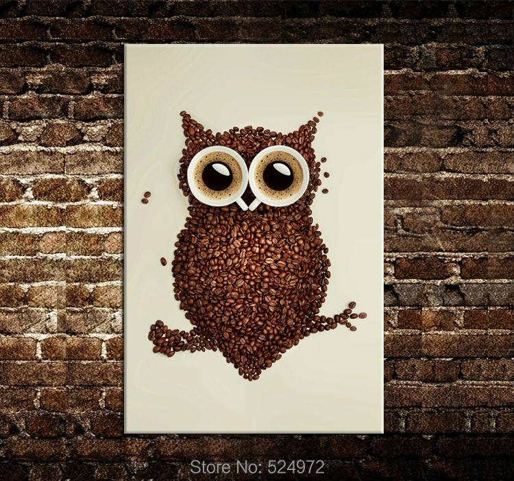 Canvas Design Ideas astonishing design canvas wall arts ideas s m l f source Beauty Modern Home Decor New Idea Designcoffee Beans And An Owl Canvas Print