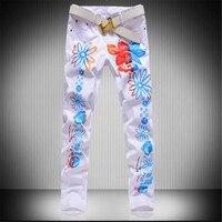 Free Shipping 2017 Hot Men S Jeans 3d Wolf Lim Fancy Mens Jeans Pants Men S