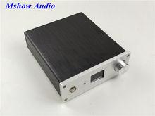 ES9038Q2M ES9038 Q2M HIFI DAC DSD דיגיטלי אנלוגי מפענח אפשרות עם Amanero USB אודיו DSD512 סיים
