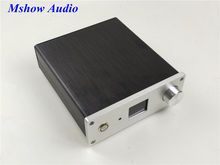 Es9038q2m es9038 q2m dac dsd de alta fidelidade digital para opção de decodificador analógico com amanero usb áudio dsd512 terminado