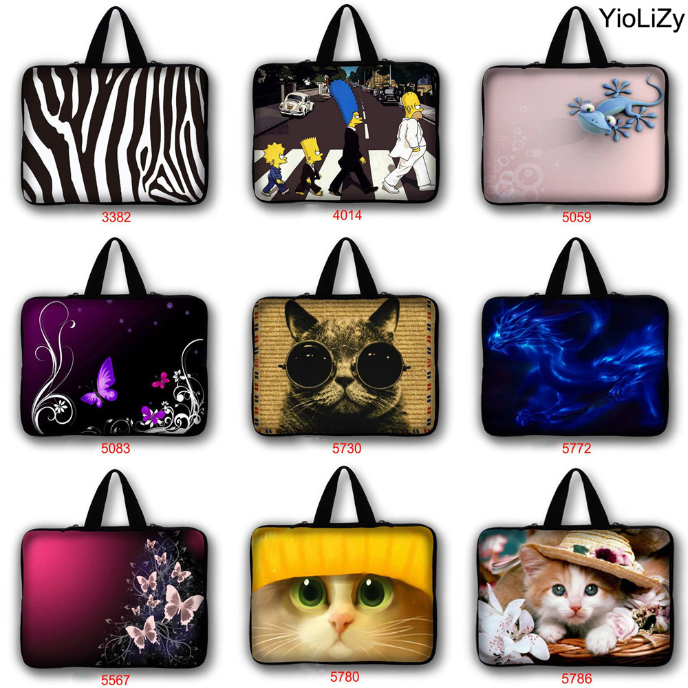 7 9,7 12 13,3 14,1 15,6 17.3 Torba na laptopa Torba na tablet Pokrowiec na laptopa dla macbook Air pro 13 case retina LB-hot10
