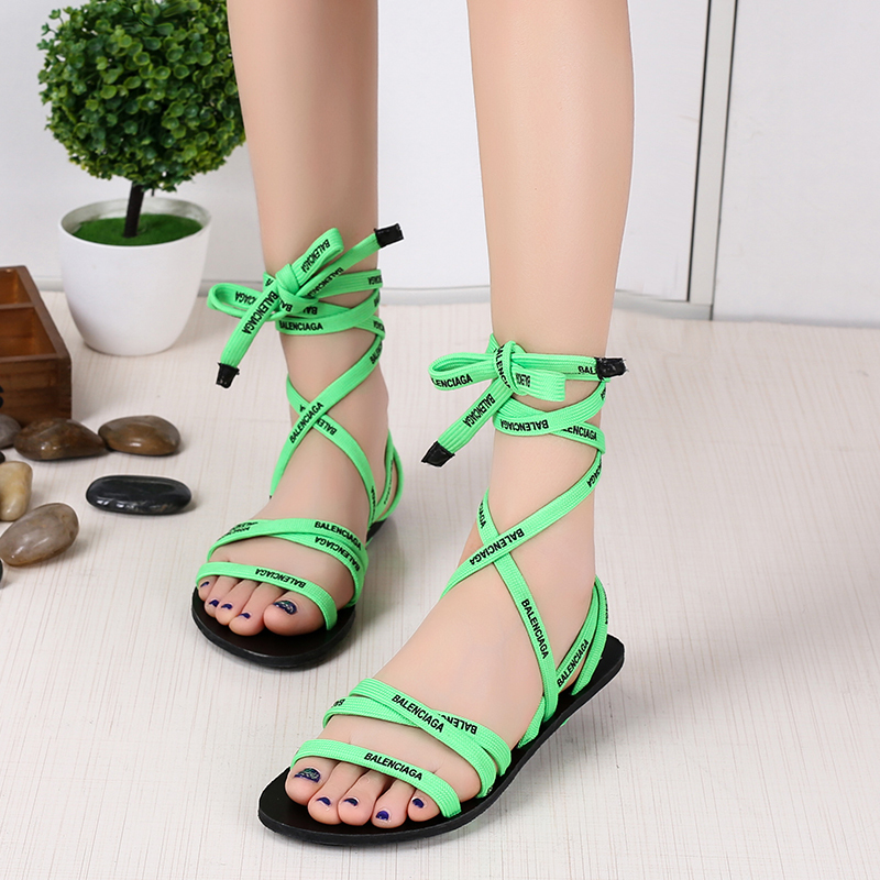 sandalias mujer 2019 new letters ankle strap novelty open toe summer flats shoes women sandals female sandalia femininasandalias mujer 2019 new letters ankle strap novelty open toe summer flats shoes women sandals female sandalia feminina