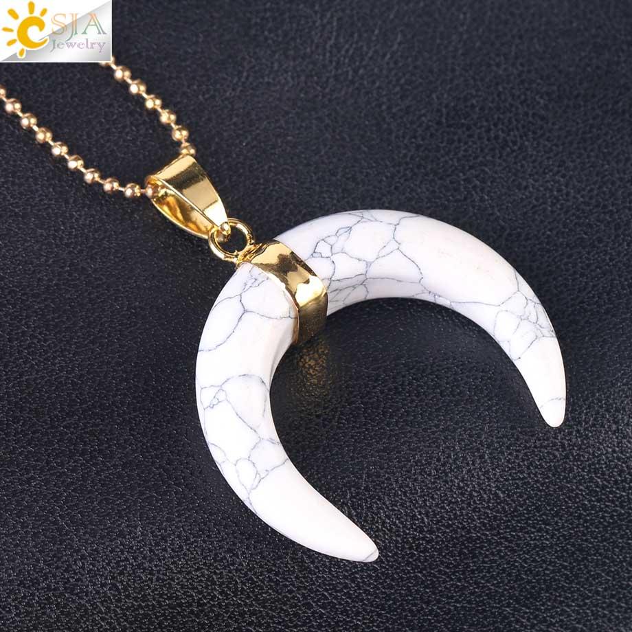 Howlite Chain