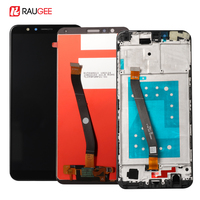 For Huawei Honor 7X LCD Screen Quality AAA Lcd Touch Display Screen Assembly Replacement for Huawei Honor 7X 5.93inch Smartphone