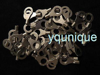 10-12 GAUGE 200 PK UNINSULATED/NON INSULATED RING 5/16 TERMINAL CONNECTOR CRIMP