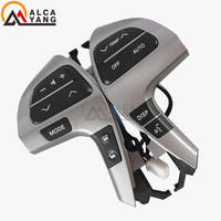 New Auto Steering Wheel Audio Control Button Switch For TOYOTA HIGHLANDER 84250 0E220 84250 0E120 84250