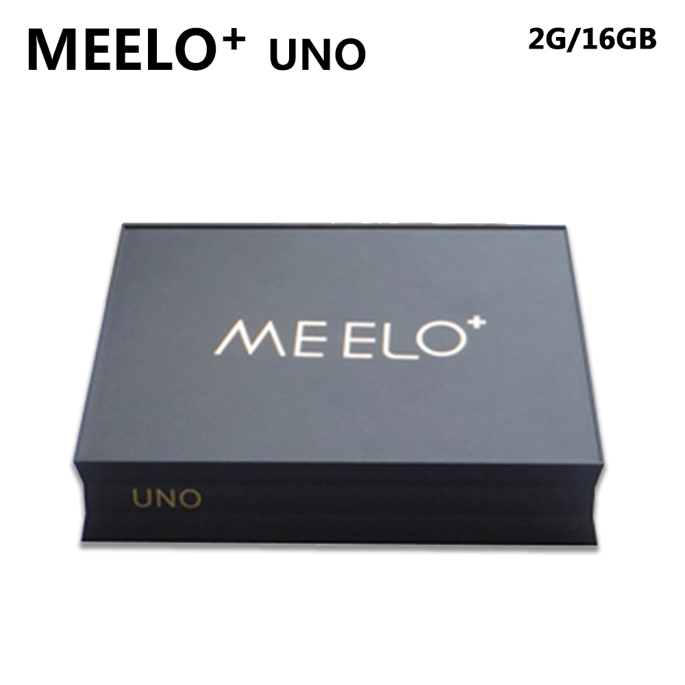 SZ Meelo uno 2G/16G Android 5.1.1 TV Box DVB S2 T2 combo Amlogic S905 Quad Core 1080p 4K kodi k1 dvb s2 android 4 4 2 amlogic s805 quad core tv box