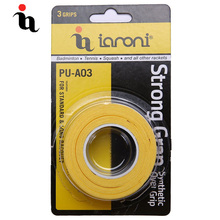 IANONI Tennis Overgrips Super Lasting Tape For Badminton Tennis Squash Racket High Quality 5 Colors 3 Volumes Handle Sweat Tape