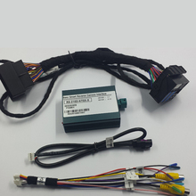 Free Included Rear View Camera Add InCar Reverse Camera Video Interface For Mercedes Benz C200 2015 W205 Audio 20 NTG 5.0 System for ntg4 0 ntg 4 5 ntg 4 7 ntg 5s1 tv free video in motion