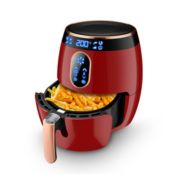 Air Fryer Household Intelligent Oil-free Electric Fryer Multi-function Large-capacity French Fries Electric Fryer Machine Factor
