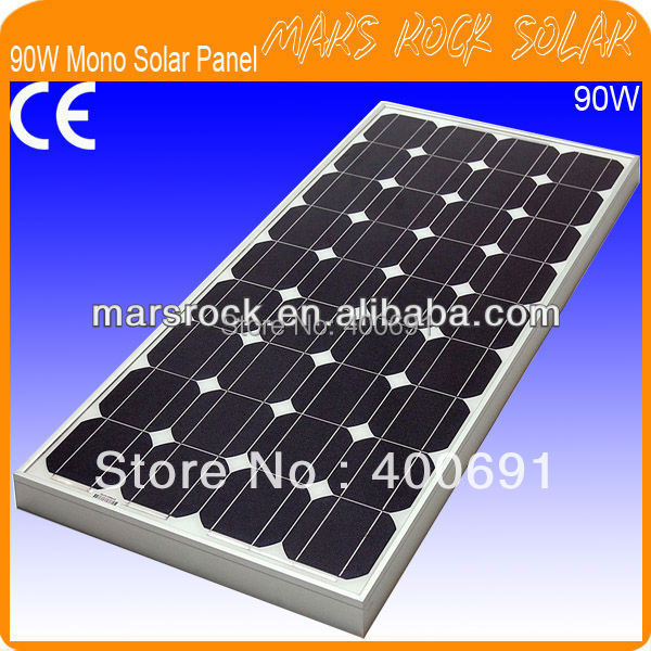 90W 18V Mono Solar Panel Module with 36pcs 5 Mono Solar Cells, Nice Appearance, Excellent Performance, CE,TUV,RoHS, UL Approval 100g vitamin e food grade usa imported page 5